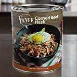 TableTop King 690VS #10 Can Corned Beef Hash - 6/Case