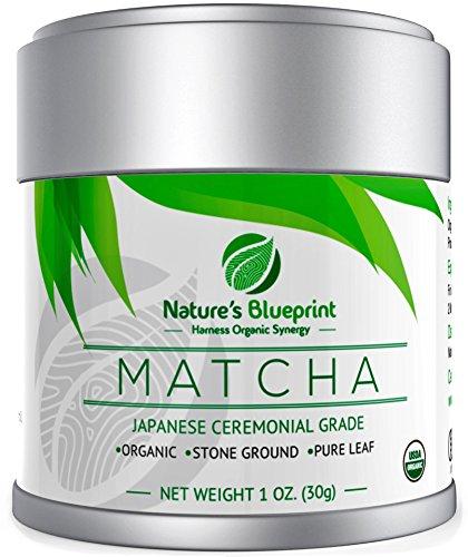 Powder Organic Japanese Ceremonial Quality 1 Antioxidant