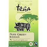 Tega Organic Tea Pure Green Rooibos 18 Count