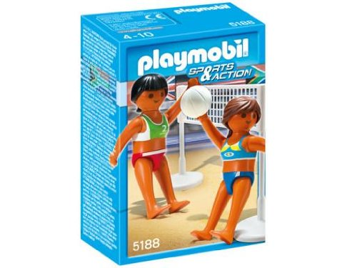 Playmobil Beach Volleyball with Net 5188