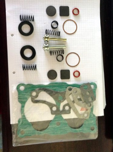 INTERCHANGE IP-107515 Replacement Parts for Air Compressor Head Kit for 550 / 750 Tu-flo, Includes All Parts Needed
