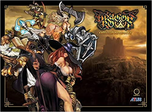 Book's Cover of Dragon's Crown: Official Artworks (Young Adult) (Inglés) Tapa dura – Ilustrado, 29 octubre 2019