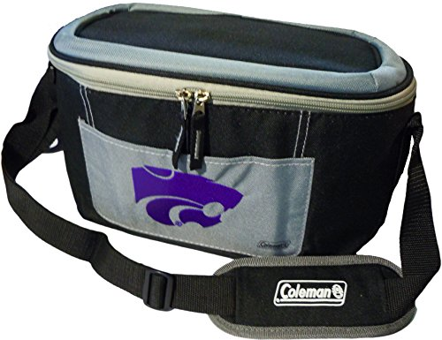 NCAA Kansas State Wildcats 12 Can Soft Sided (Kansas Tailgate Cooler)