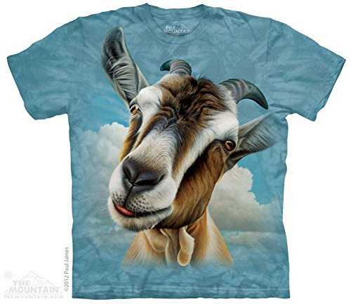 The Mountain T-Shirt Goat Head T Shirt