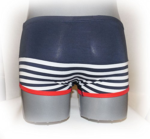 Boxers Maritimes Design, M, colore: blu