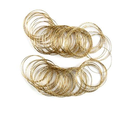 Silver Bangle Bracelets Costume Jewelry