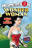 Wonder Woman Classic: Maze of Magic (I Can Read Level 2)