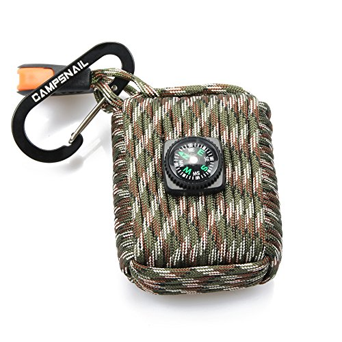 Emergency-Survival-Kit-Grenade-25-Accessories-First-Aid-Kit-Survival-Wrapped-in-550-lb-Paracord-Survival-Grenade-Cord-for-Emergencies-Forest-Camo