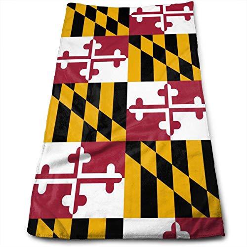 MHKLTA Maryland Bath Towels Bathroom-Hotel-Spa-Kitchen-Set - Circlet Egyptian - Highly Absorbent Hotel Quality Towels