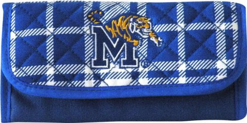 (Get Ready Girls Memphis Tigers Quilted Wallet)