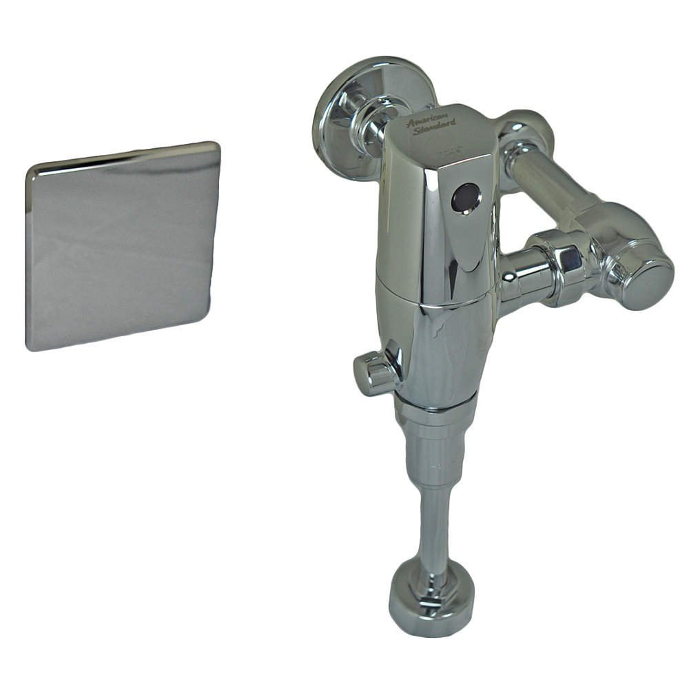 Exposed 1.0 GPF AC Toilet Flush Valve