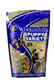 Sportmix Wholesomes Puppy Variety Grain Free Dog Biscuit Treats, 2 Lb. Review