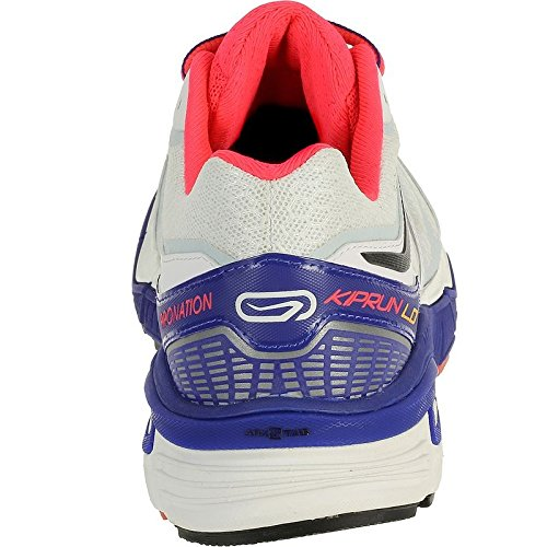 58616e953 KALENJI KIPRUN LD RUNNING SHOES WHITE PURPLE OVER-PRONATION (6.5)  Buy  Online at Low Prices in India - Amazon.in