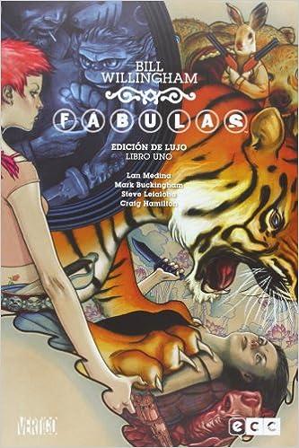 Fábulas: Edición de lujo - Libro 1 Fábules: Edición de lujo: Amazon.es: Willingham, Bill: Libros