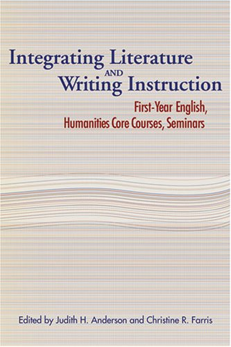 Integrating Literature and Writing Instruction