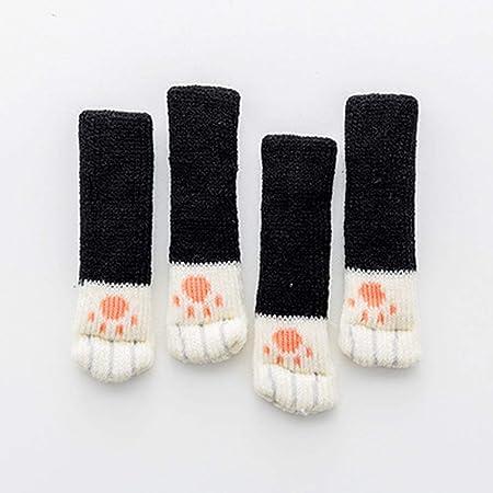 Silla Almohadillas para patas Protectores de piso Dibujos animados ...