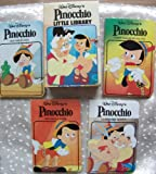 Pinocchio Little Library, Disney Staff, 0453030270