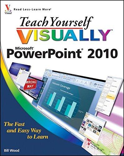 Teach Yourself VISUALLY PowerPoint 2010 (Visually Word)