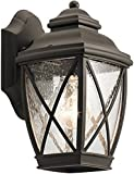 Cheap Kichler 49840OZ One Light Outdoor Wall Mount