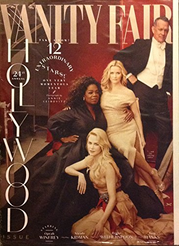 Vanity Fair Magazine March 2018 | 24th Annual Hollywood Issue