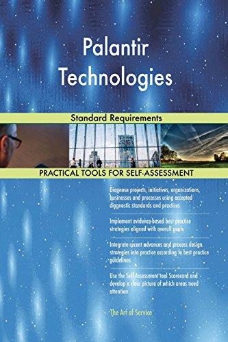 Palantir Technologies Standard Requirements