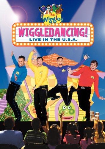 Wiggles: WiggleDancing! Live in the U.S.A.