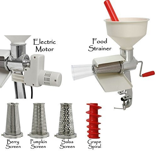 - Victorio 250 Food Strainer Complete (3)