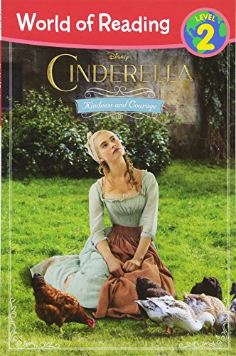 (World of Reading: Cinderella Kindness and Courage: Level 2)