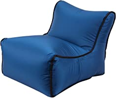 Trigle Inflatable Air Lounger Lazy Couch Chair Sofa Bags Outdoor Party Camping Travel
