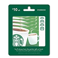 Deals on $15 Starbucks eGift Card