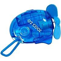 Carabiner Misting Fan - Blue