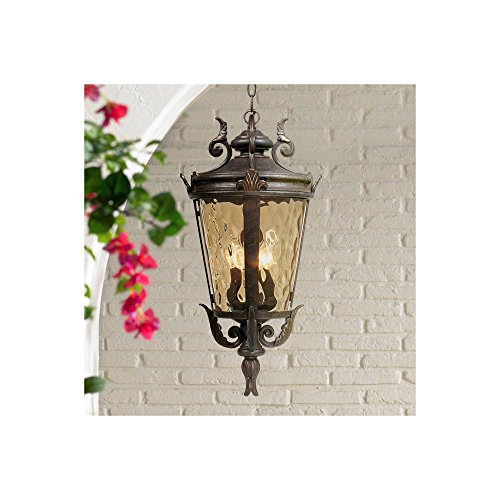 Tuscan Hanging Pendant Light in US - 8