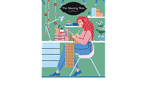 Amazon.com: The Sewing box Magazie: Carft Lovers (Spanish ...