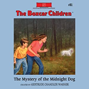 The Mystery of the Midnight Dog Audiobook