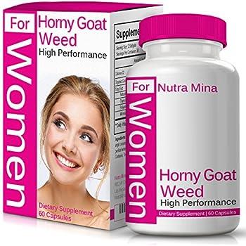 Horny goat weed muira puama herbal viagra and maca