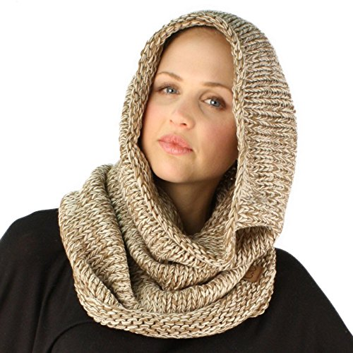Hooded Scarf - 7