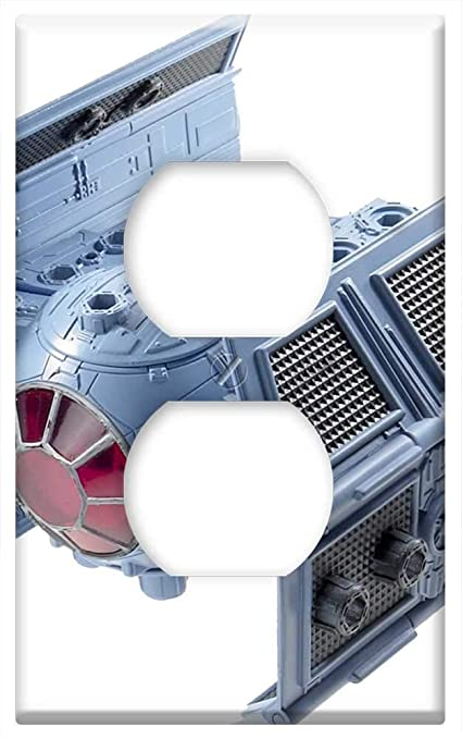 Amazon.com: Cubierta de la placa de pared – modelo Spaceship ...