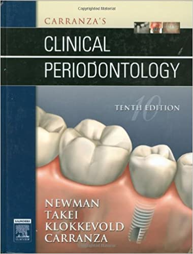 Carranzas Clinical Periodontology 8th Edition Pdf
