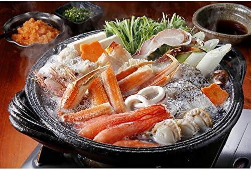 ( 産地直送 お取り寄せグルメ ) 北海道 かにちり鍋