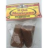 El Club Mexicano Piloncillo Brown Sugar Cane Mexican Panela 2 pieces, 7 oz