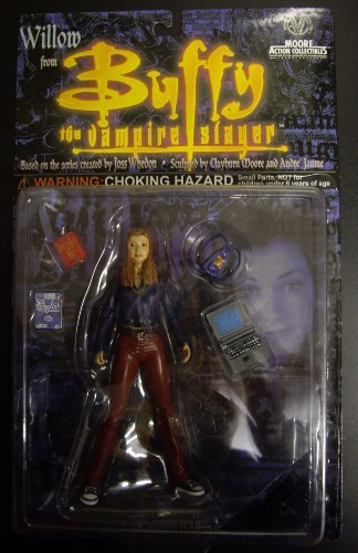 Willow - Buffy The Vampire Slayer Collectible Figure ()