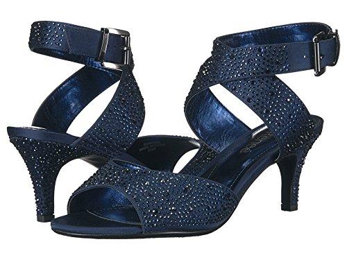 J. Renee Women's Soncino Navy Rhineston Shoe