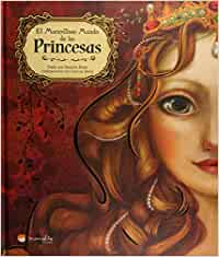 El maravilloso mundo de las princesas LIBROS DE LECTURA