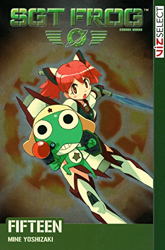Sgt. Frog, Vol. 15: Lets Get This Joint Jumpin!