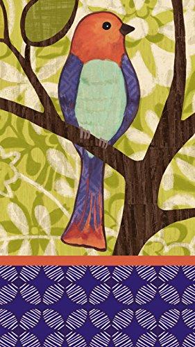 Bird Bliss Paper Guest Towel