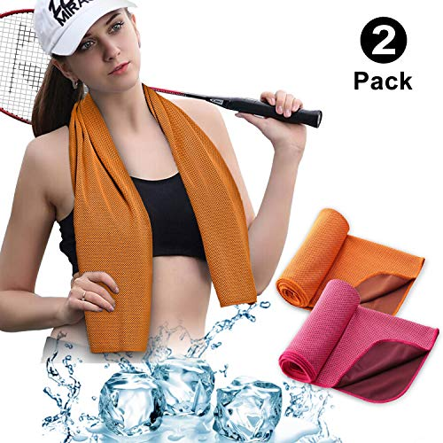 IDEATECH Instant Cooling Towels, 40