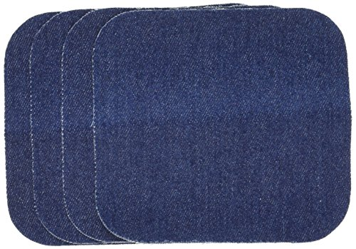 Sewing Patch Jeans - 5