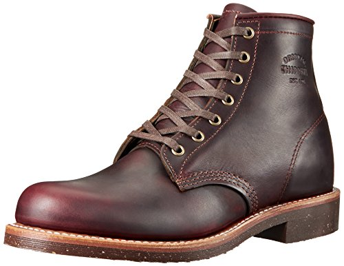 11' Engineer Boot - Original Chippewa Collection Men's 1901M25 Engineer Boot, Cordovan, 11.5 D US