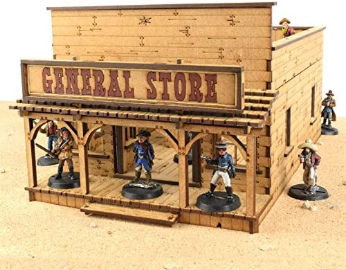War World Gaming Wild West - Tienda - hasta Escala de 35mm ...