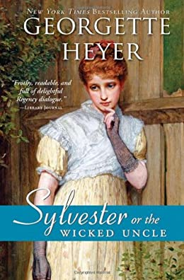 Sylvester or The Wicked Uncle books like pride and prejudice